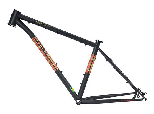 Jamis Dragon 650 Pro Frame - Reviews, Comparisons, Specs - Mountain ...