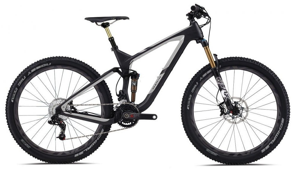 bike - 2014 Marin Mount Vision Carbon XM9