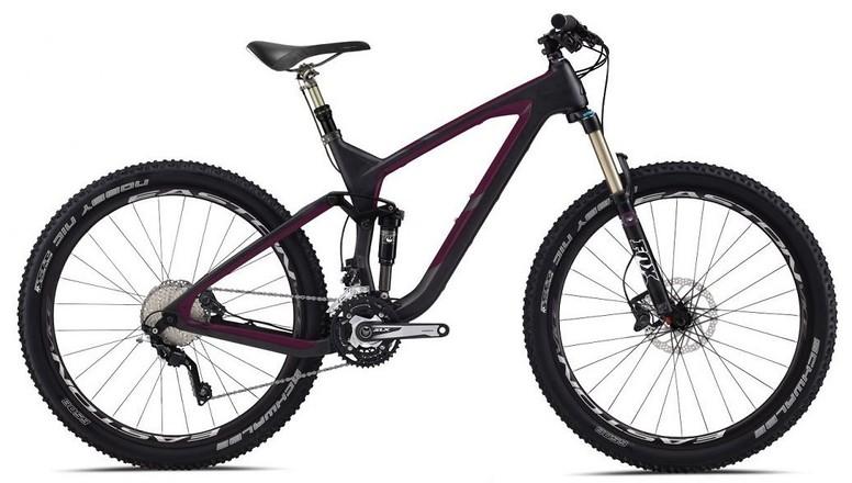 bike - 2014 Marin Mount Vision Carbon WFG XM8