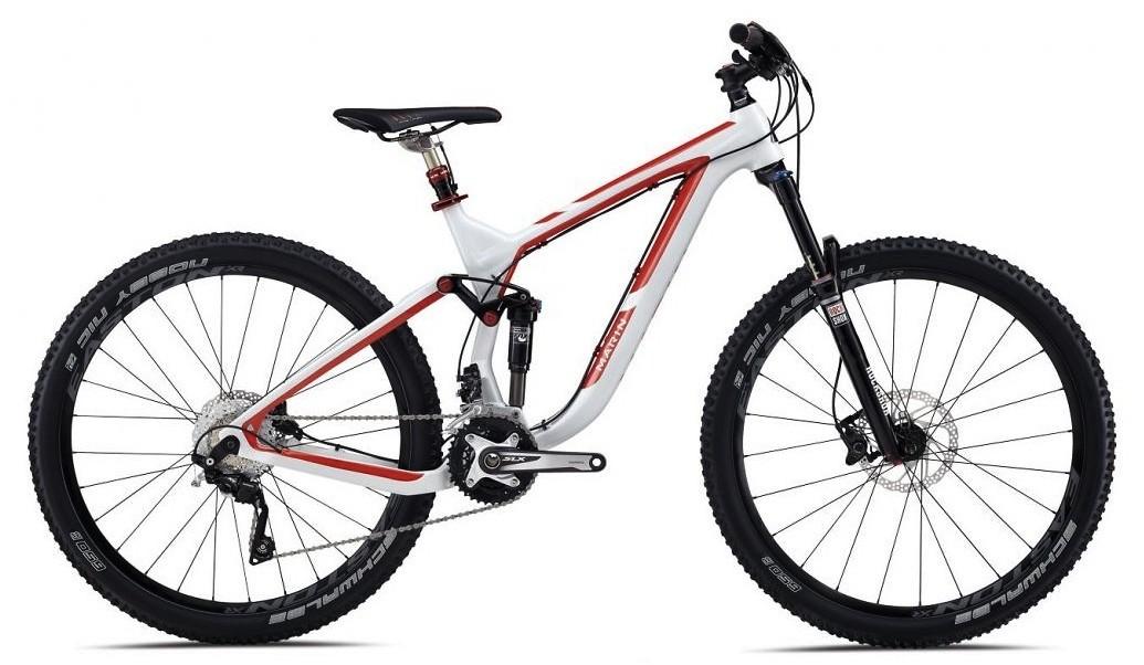 bike - 2014 Marin Mount Vision Alloy XM7