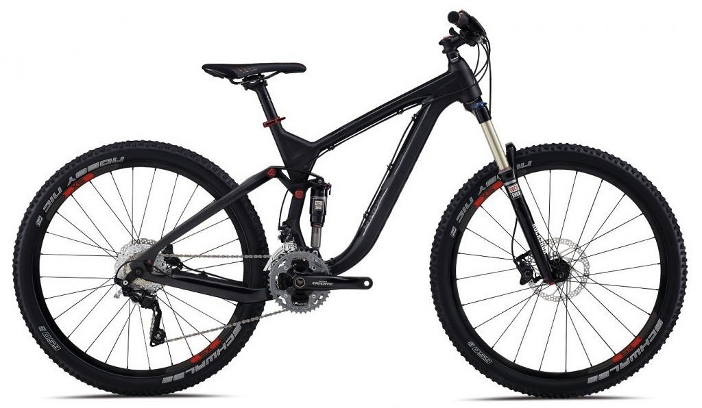 bike - 2014 Marin Mount Vision Alloy XM6