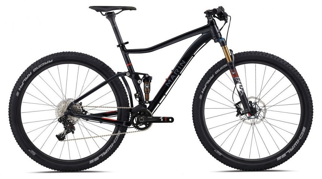 bike - 2014 Marin Rift Zone 29er XC9