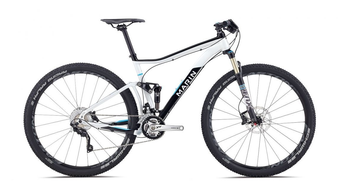 bike - 2014 Marin Rift Zone 29er XC8