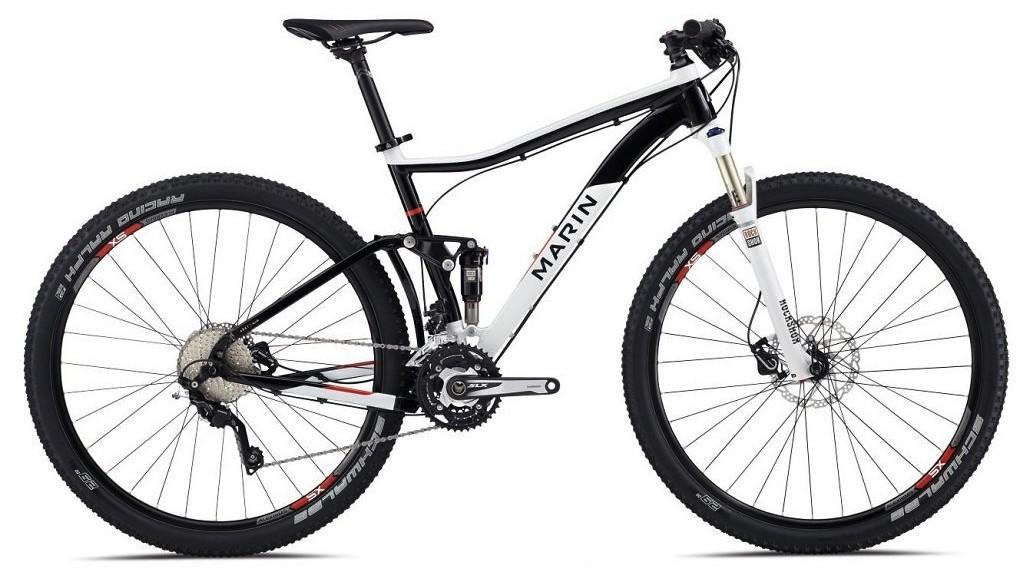 bike - 2014 Marin Rift Zone 29er XC7