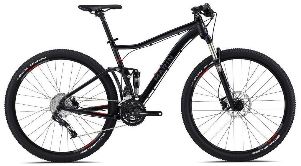 bike - 2014 Marin Rift Zone 29er XC6