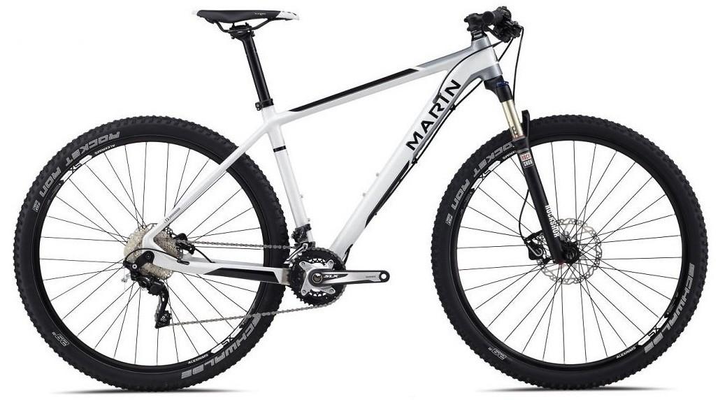 bike - 2014 Marin Team CXR 29er