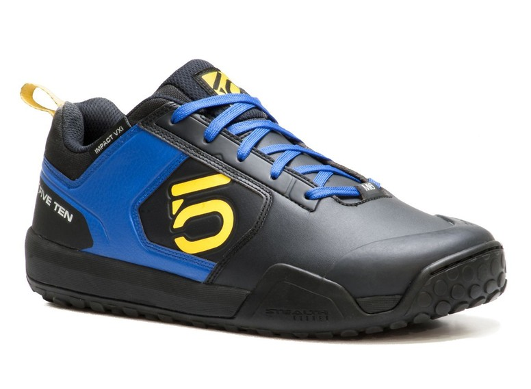 Five Ten IMPACT VXI Shoe - BLUE:YELLOW