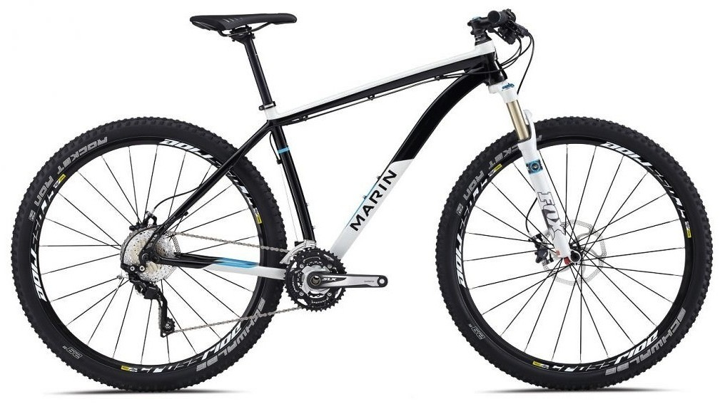 bike - 2014 Marin Indian Fire Trail 29er