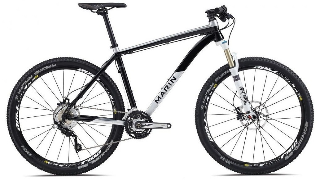 bike - 2014 Marin Indian Fire Trail 27.5""
