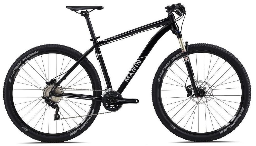 bike - 2014 Marin Nail Trail 29er