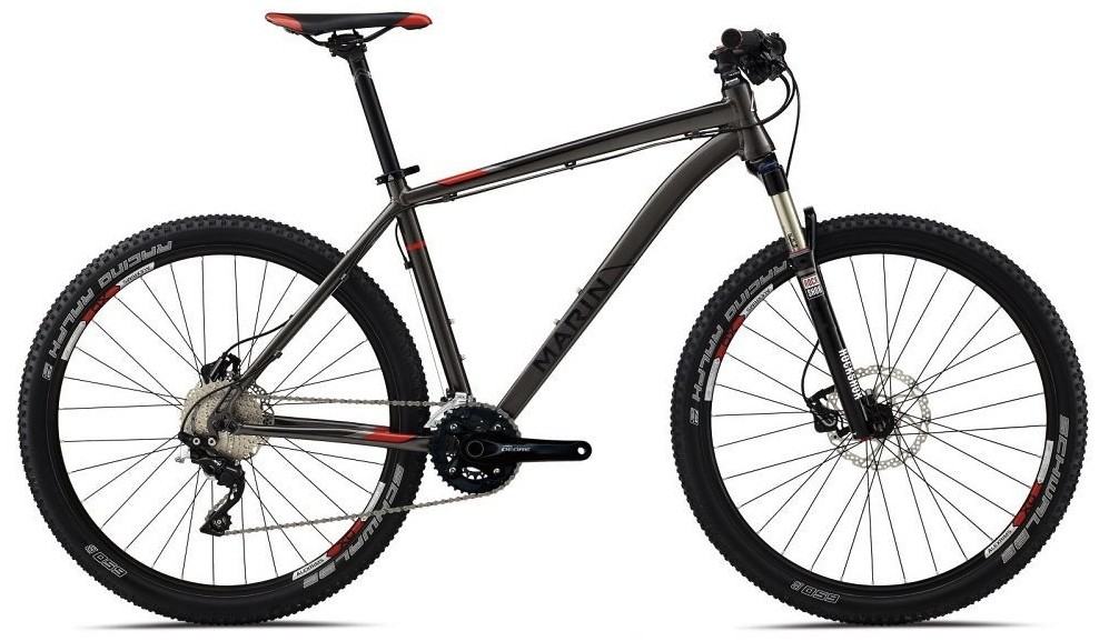 "2014 Marin Nail Trail 27.5"" Bike - Reviews, Comparisons, Specs ..."