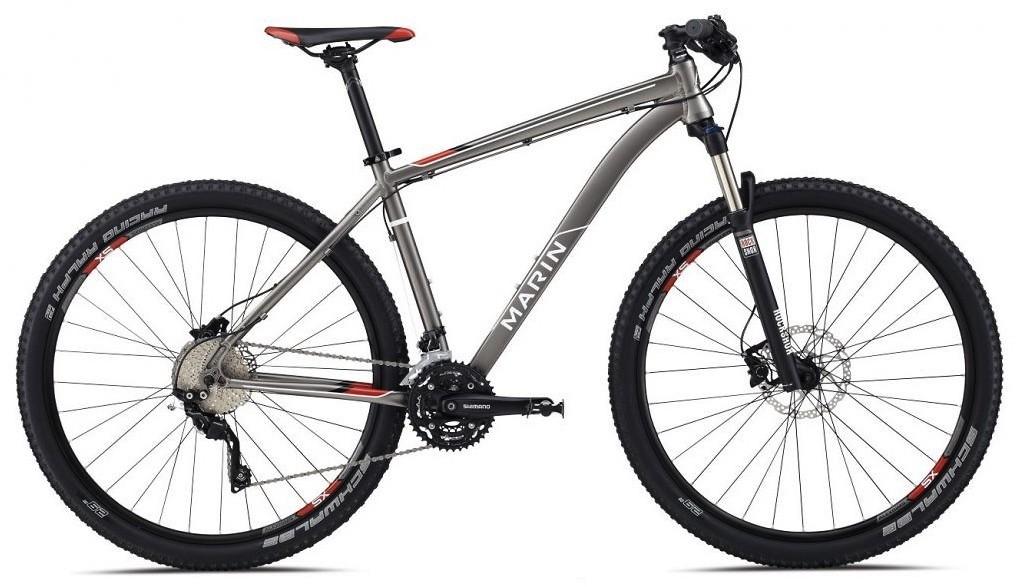 bike - 2014 Marin Palisades Trail SE 29er