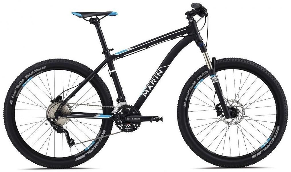 bike - 2014 Marin Palisades Trail Deore