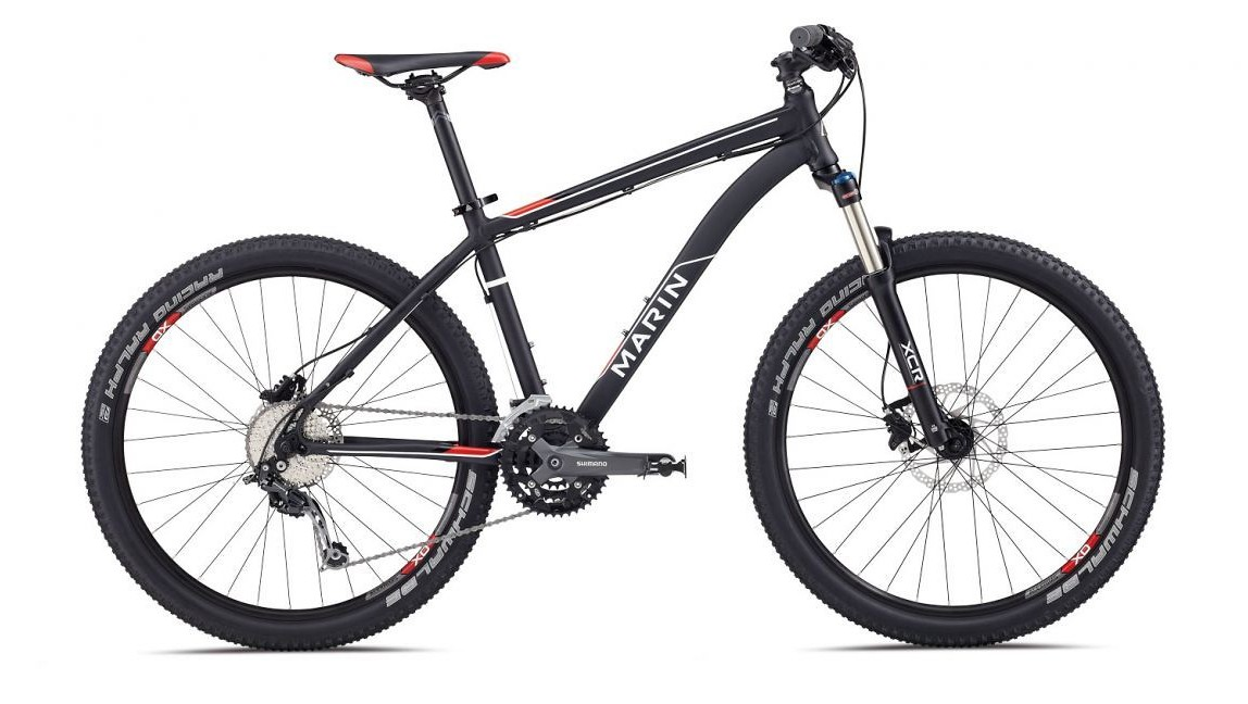 bike - 2014 Marin Bobcat Trail 9SP