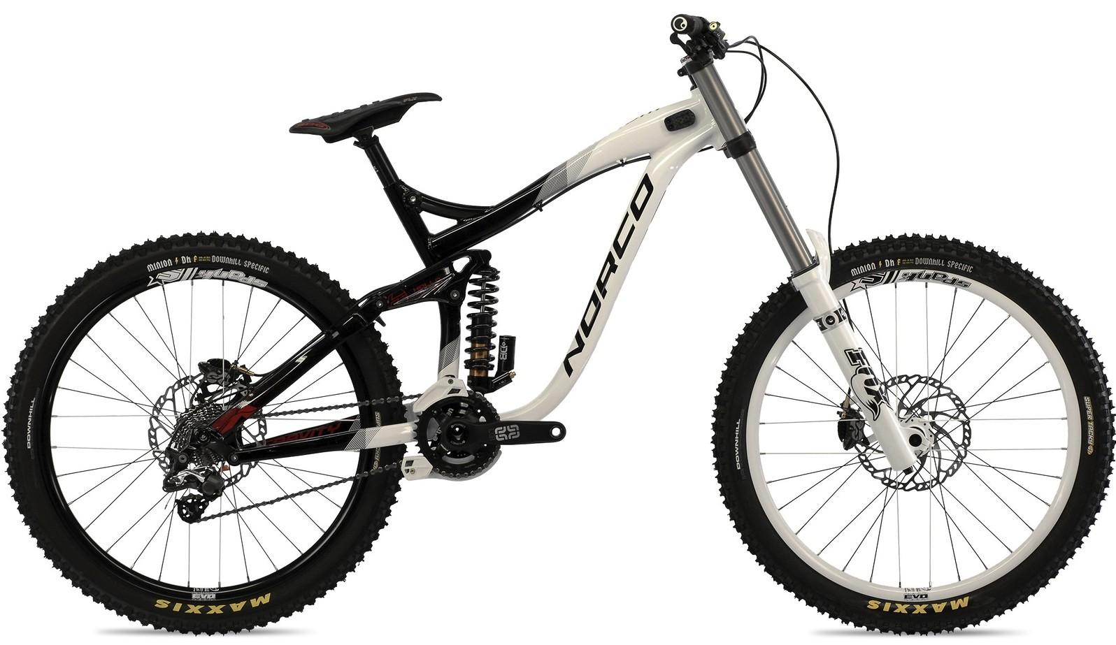 bike - 2014 Norco Aurum 6.1