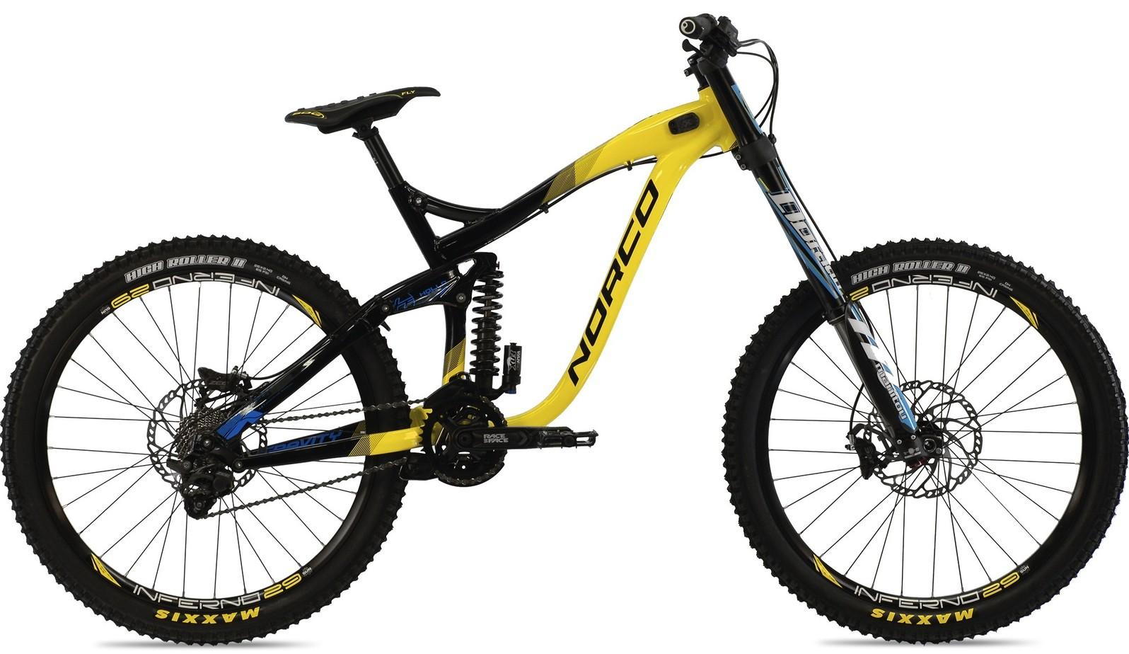 bike - 2014 Norco Aurum 6.2