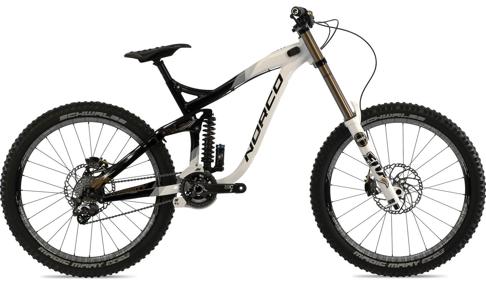 bike - 2014 Norco Aurum LE