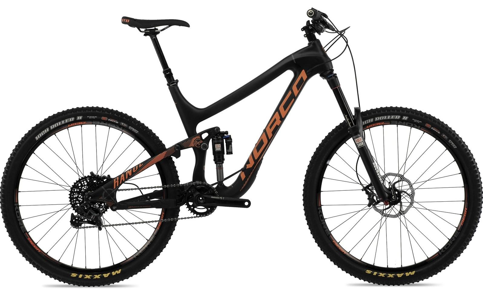 bike - 2014 Norco Range Carbon 7.1