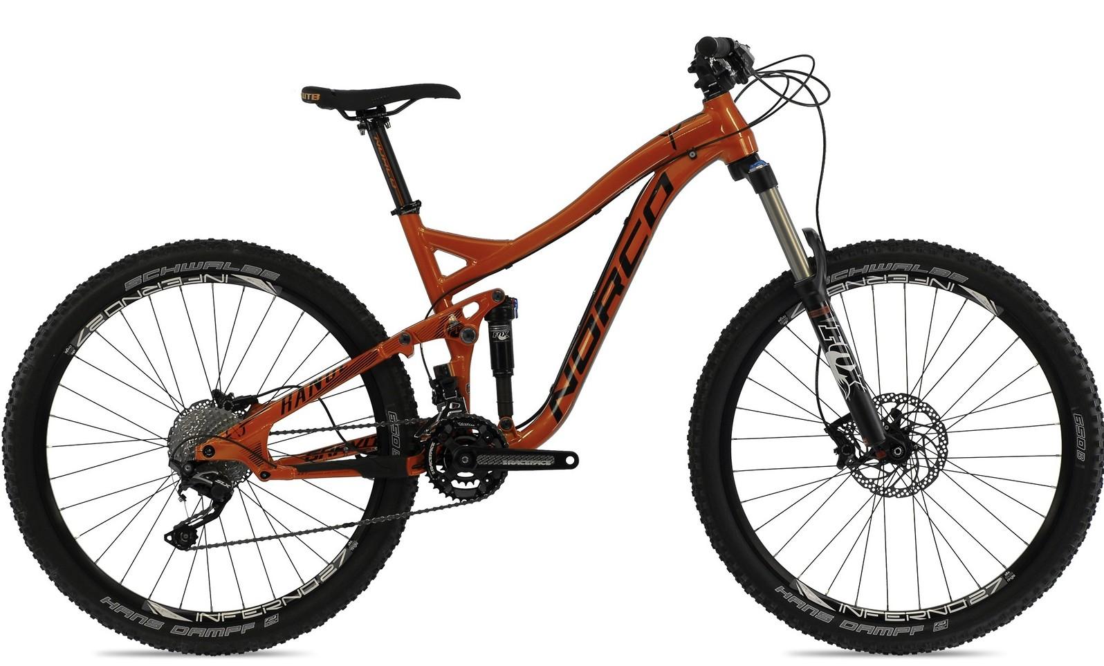 bike - 2014 Norco Range Alloy 7.1