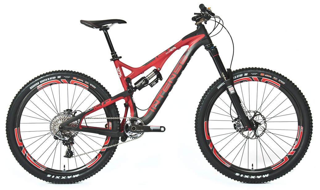 Intense Tracer T275 Carbon Factory