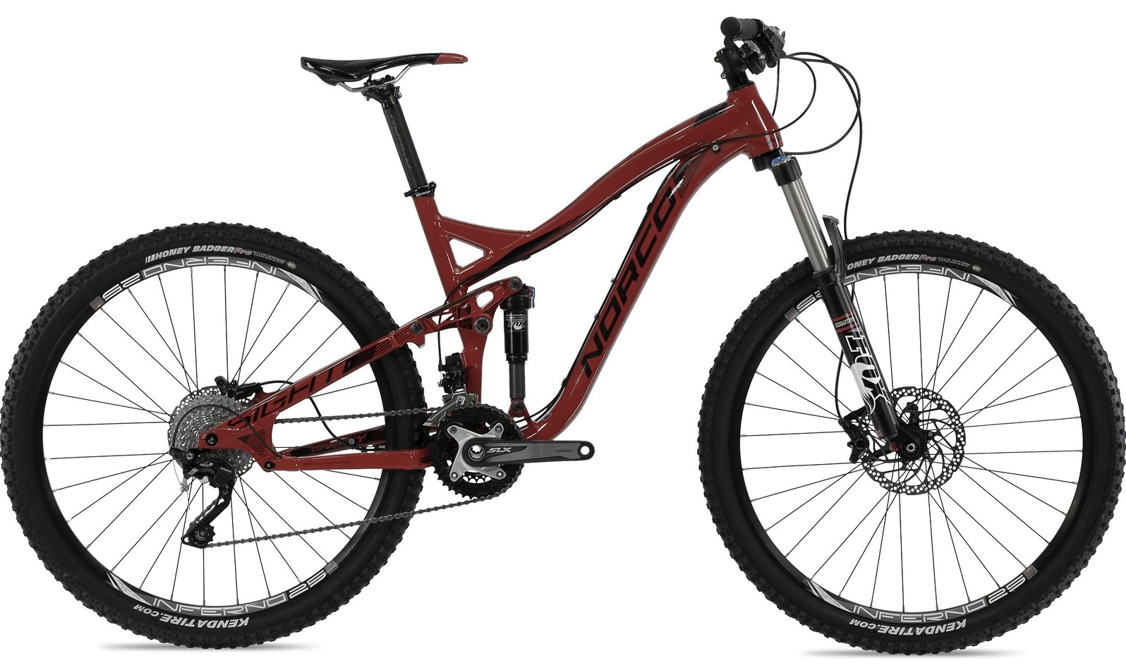 bike - 2014 Norco Sight Alloy 7.1