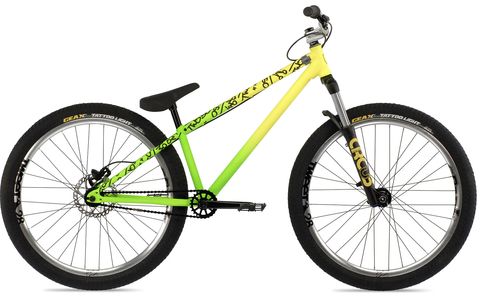 bike - 2014 Norco Two50