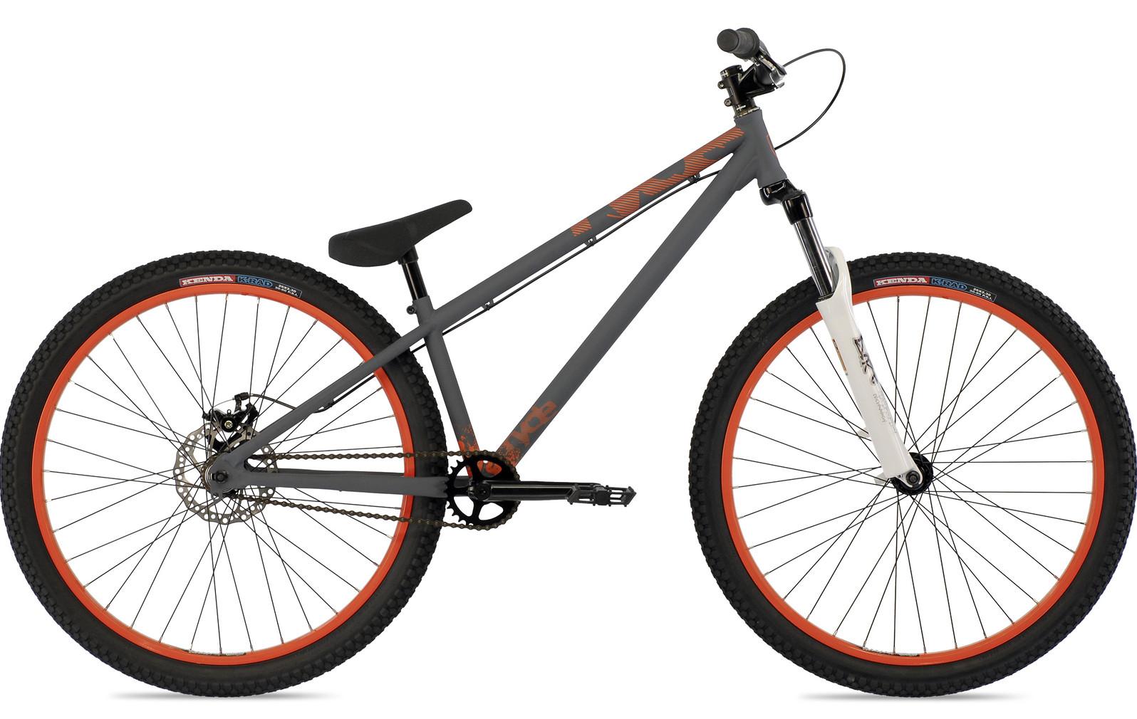 bike - 2014 Norco Ryde 26 - grey