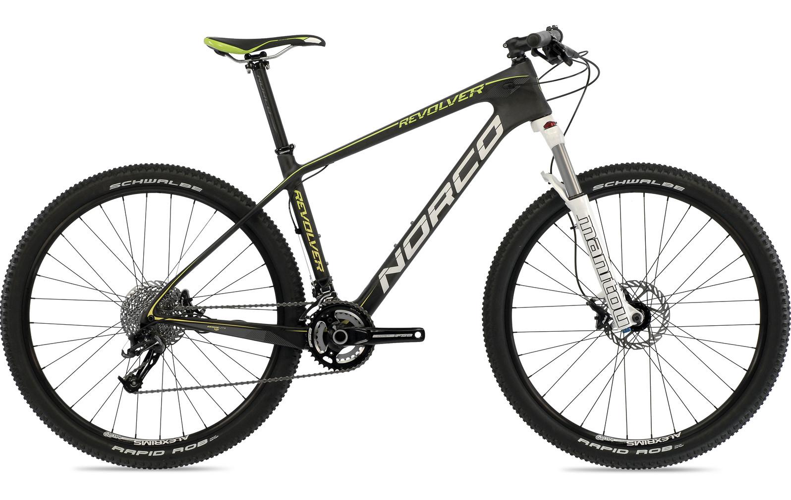 bike - 2014 Norco Revolver 7.2 HT