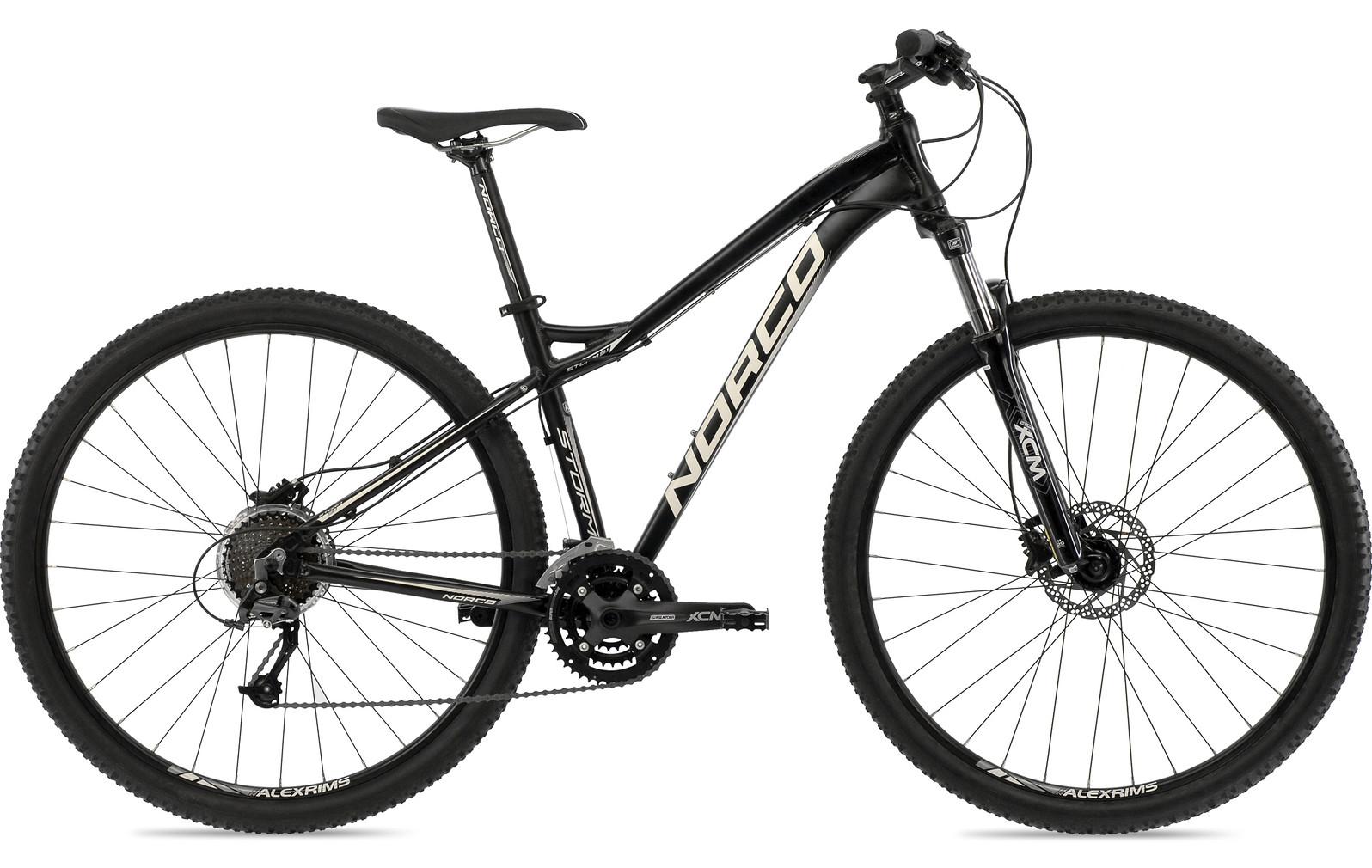 bike - 2014 Norco Storm 9.1 - black