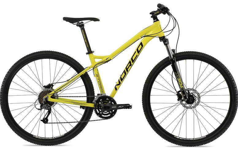 bike - 2014 Norco Storm 9.1 - yellow
