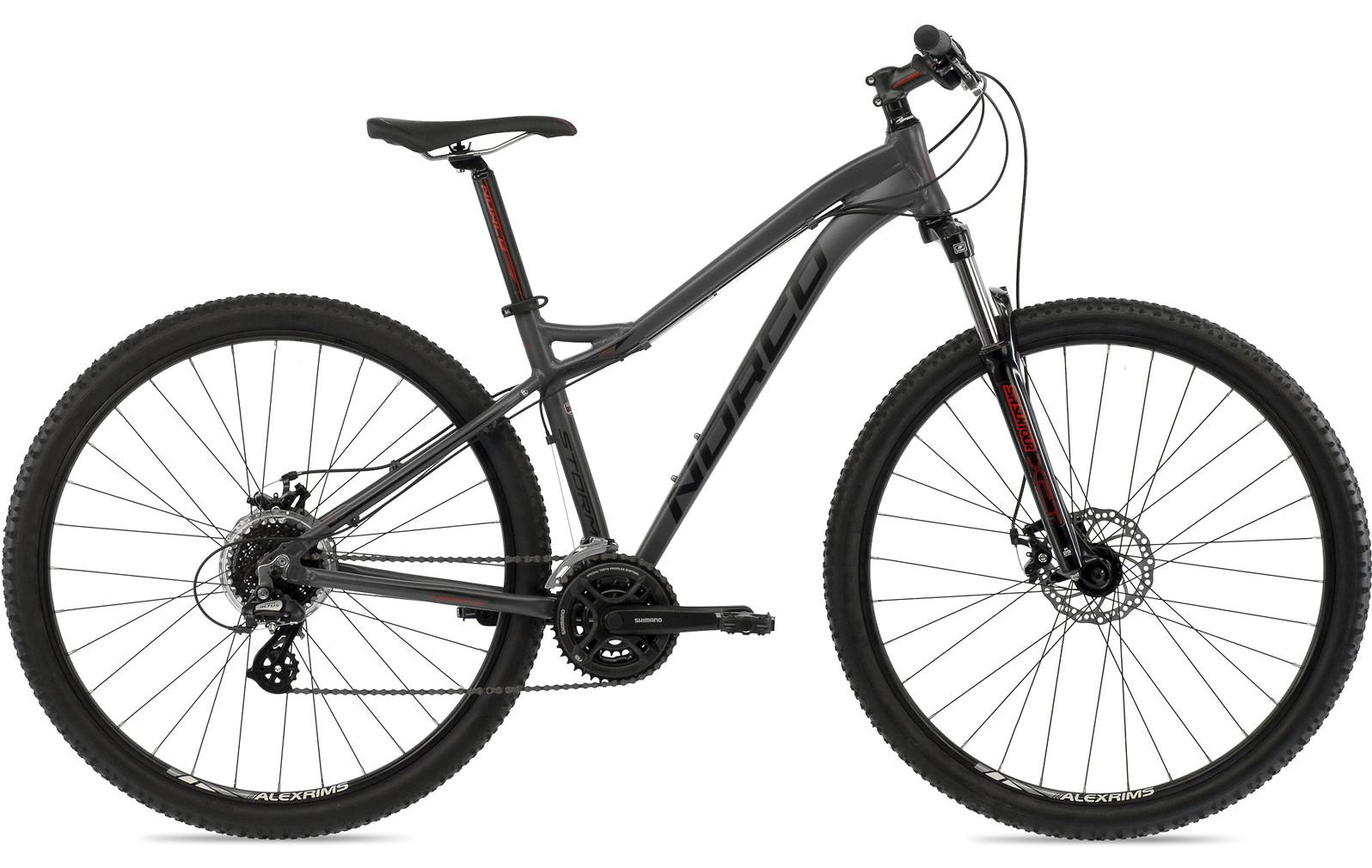 bike - 2014 Norco Storm 9.2 - Grey:Black