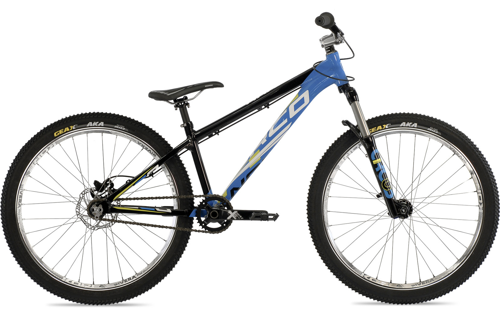 bike - 2014 Norco Rampage 6.1