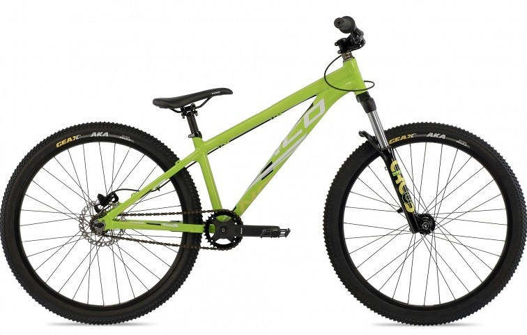 bike - 2014 Norco Rampage 6.2