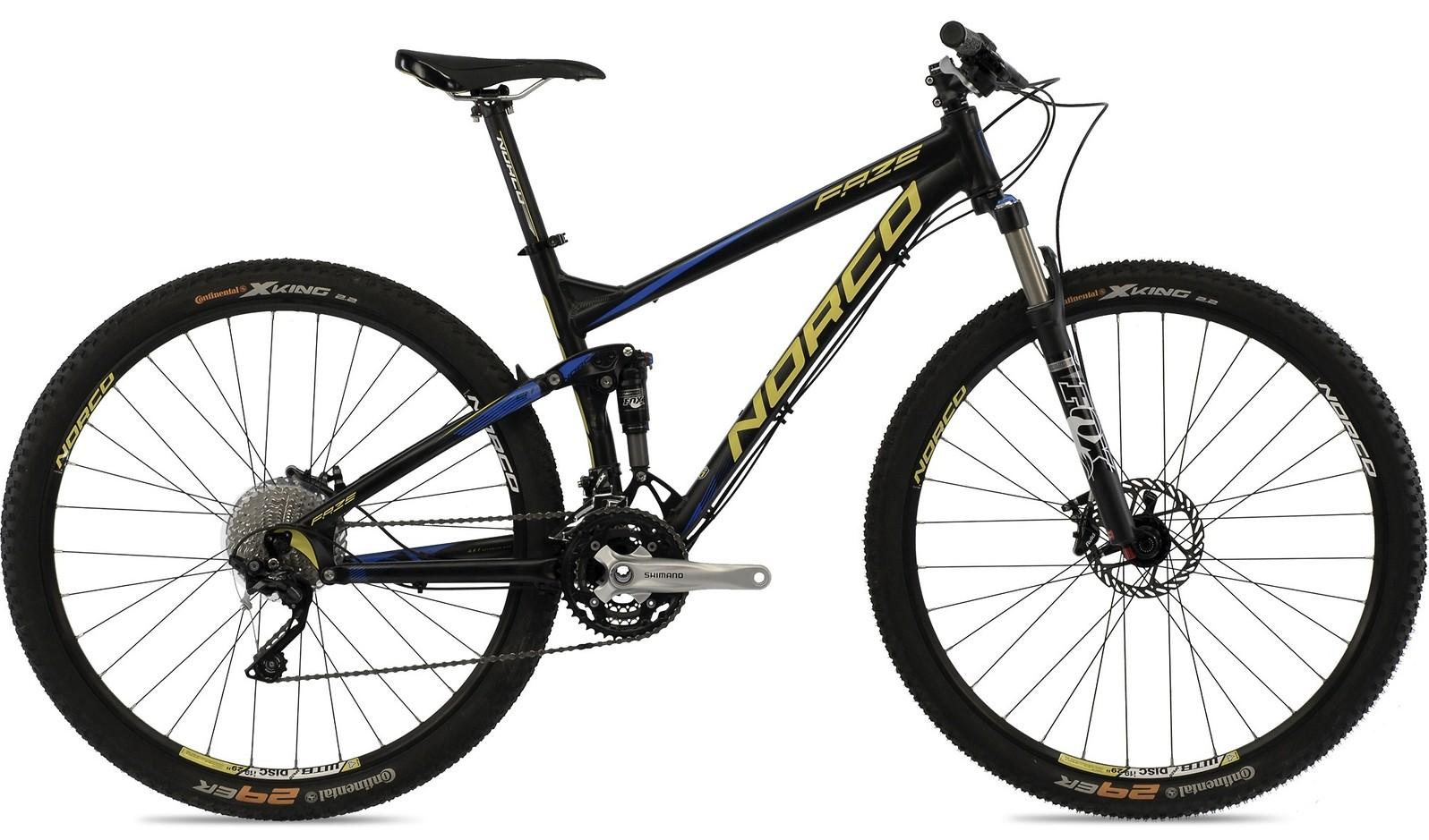 bike - 2014 Norco Faze 9.1