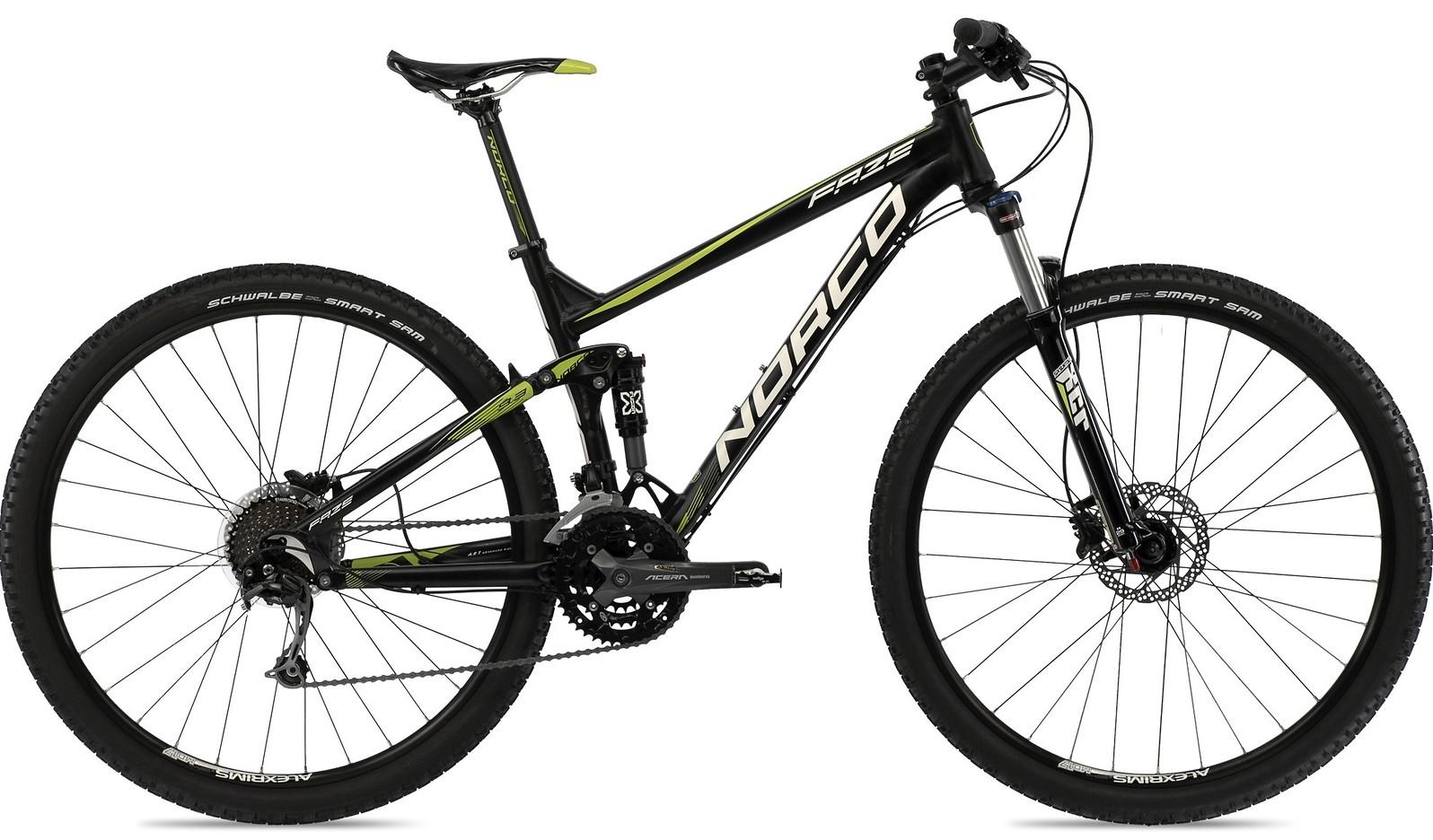 bike - 2014 Norco Faze 9.3