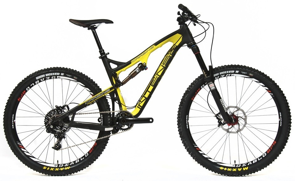 Bike - 2014 Intense Carbine 275 Pro