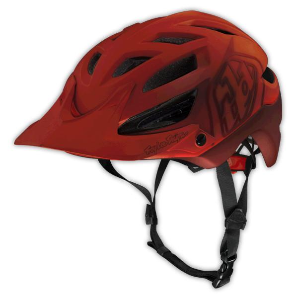 A1 Helmet Drone Matte Red