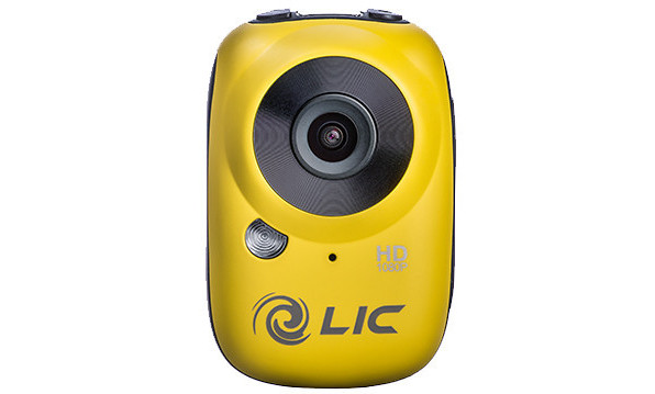 Liquid Image EGO Camera - yellow