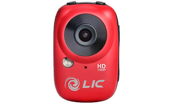 Liquid Image EGO Camera - red