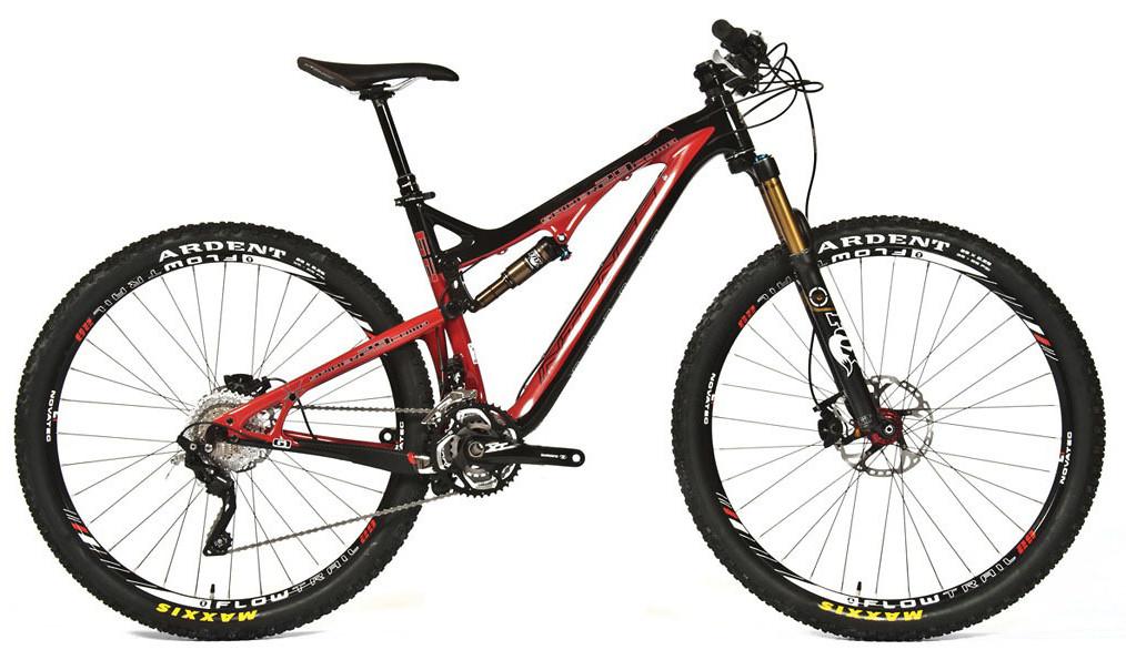 Bike - 2014 Intense Spider 29 Comp Expert