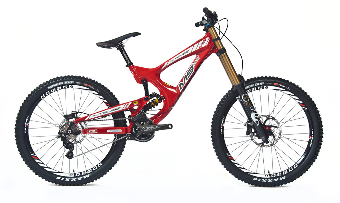 Bike - 2014 Intense M9