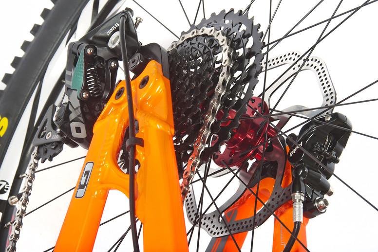 Bike - 2014 Intense Tracer 275