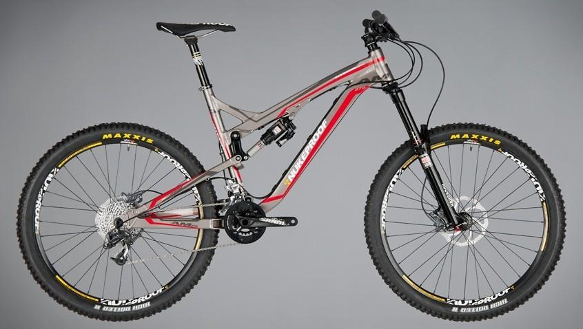 Bike - 2014 Nukeproof Mega AM 275 Comp