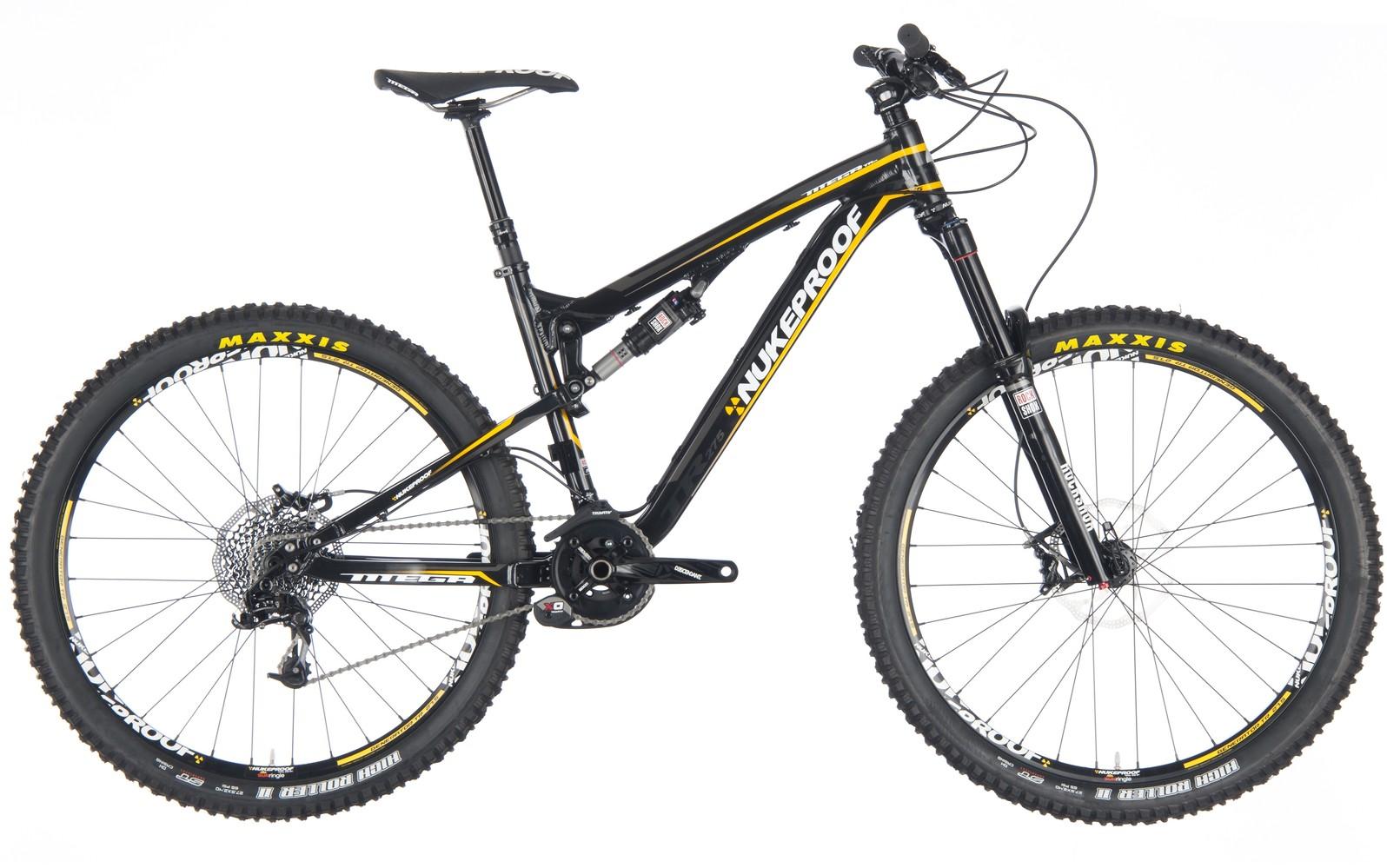 Bike - 2014 Nukeproof Mega TR 275 Pro