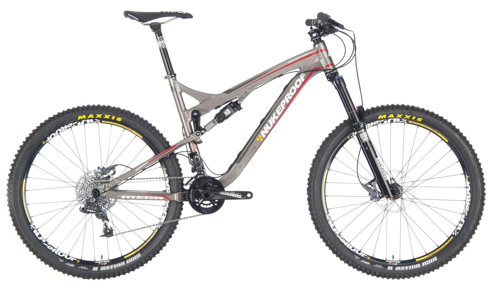 Bike - 2014 Nukeproof Mega TR 275 Comp