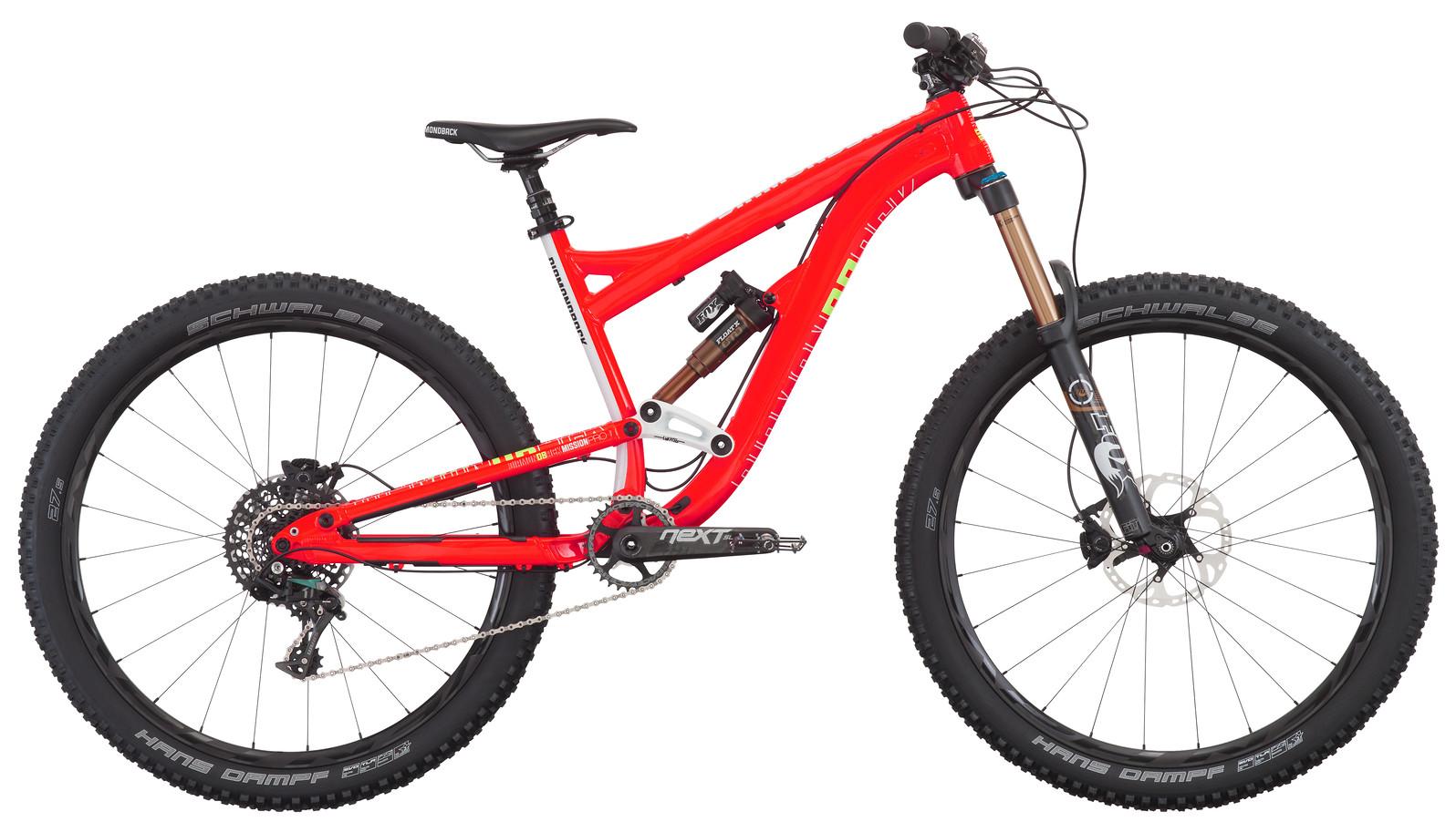 2015 Diamondback Mission Pro 27.5 Bike