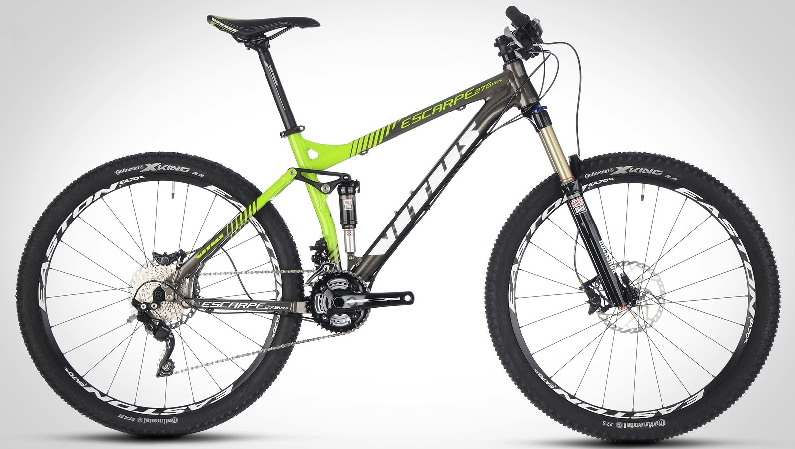 2014 Vitus Escarpe 275 VRS Bike