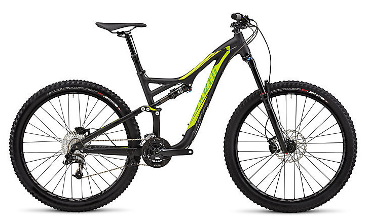 d70860f8299 2015 Specialized Stumpjumper FSR Comp EVO 650b Bike - Reviews ...