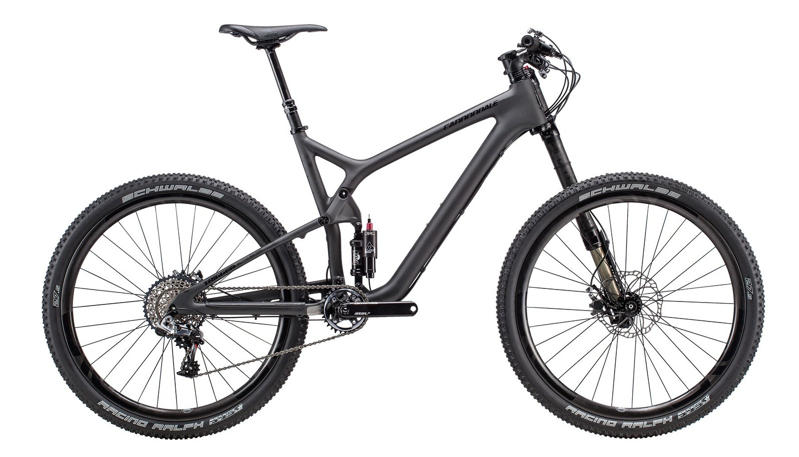 2015 Cannondale Trigger 27.5 Carbon Black Inc.