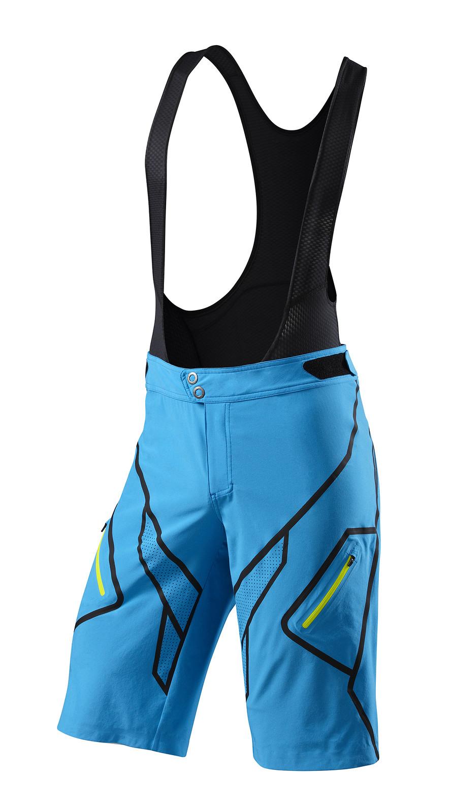 Specialized Atlas XC Pro Short - neon blue